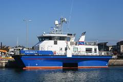 Fob Swath 3 - Buckie - 09-04-19 (MarkP51) Tags: fobswath3 buckie harbour scotland ship boat vessel nikon d7100 d7200 nikon70200f4vr nikonafp70300f4556fx kodachromeii slide film scan sunshine sunny maritimephotography