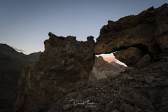rock arch (daniel_aegerter_photo) Tags: mountain mountains nature landscape switzerland evening last light hiking nikon d500