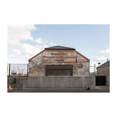 Lifeboat House (John Pettigrew) Tags: lines d750 nikon historic typography buildings mundane lifeboat imanoot banal walls cones architecture gorleston topographics johnpettigrew angles
