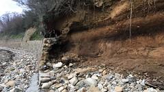 Erosion littorale à Perros-Guirec (claude 22) Tags: erosion littorale perrosguirec bretagne côtesdarmor 22700 géologie mer sea claude22