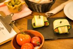 Corazones Sanfaina (brujulea) Tags: brujulea restaurantes bares barcelona cal trapella cuina mercat corazones sanfaina
