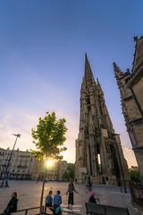 Portrait de Flêche (PaaulDvD) Tags: bordeaux city gironde aquitaine france colors reflet sun sunset blue urbanscape cityscape
