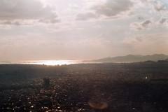 Respiro (DoraS.) Tags: athens atene athina buildings sea mare palazzi infinito cemento cement sun sole la città verrà distrutta allalba anassa