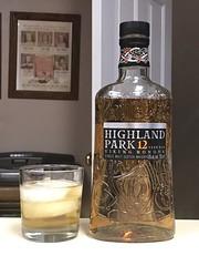 2019 105/365 4/16/2019 TUESDAY - Highland Park 12 Year Old - Viking Honour Single Malt Scotch Whiskey (_BuBBy_) Tags: alcohol booze whiskey scotch malt single honour viking old year 12 park highland tuesday 16th sixteenth sixteen 16 4 april 4162019 365days 365 105 105365 2019