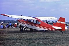 N1621G   Champion 7KCAB Citabria [124] Cranfield~G 03/07/1982 (raybarber2) Tags: 124 airportdata cn124 egtc filed flickr johnboardleycollection n1621g planebase single slide usacivil