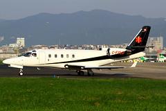 Latitude Air Ambulance IAI 1125 Astra SPX C-FYLD (Manuel Negrerie) Tags: iai1125 iai aircraft latitudeairambulance jet private spotting tsa songshanairport canon aviation bizjet design canada plane