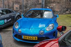 2018 Alpine-Renault A110 - SH-660-B -1 (Oldtimers en Fotografie) Tags: 2018alpinerenaulta110 sh660b 2018 alpinerenaulta110 alpine a110 frenchcars frenchautomobiles frenchcar
