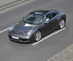 Porsche 911 type 991, Paris-La Défense ring road, 2019-03-27 (alaindurandpatrick) Tags: porsche porsche911 porche911type991 cars sportcars germancars germansportcars parisladéfense courbevoie 92 hautsdeseine iledefrance greaterparisarea france