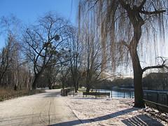 Berlín, Alemania (amoliname) Tags: berlin berlín germany alemania deutschland río river spree fluss snow nieve schnee