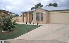 4 CHAMBERLAIN COURT, Deniliquin NSW