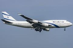 4X-ELD / Boeing 747-458 / 29328/1215 / El Al Israel Airlines (A.J. Carroll (Thanks for 1 million views!)) Tags: 4xeld boeing 747458 747400 747 744 293281215 pw4056 elalisraelairlines pqac 738044 london heathrow lhr egll 09l