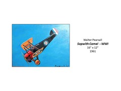"""Sopwith Camel - WWI • <a style=""""font-size:0.8em;"""" href=""""http://www.flickr.com/photos/124378531@N04/32687437487/"""" target=""""_blank"""">View on Flickr</a>"""