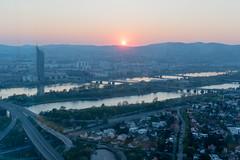 sDSC-1069 (L.Karnas) Tags: wien vienna wiedeń вена 維也納 ウィーン viena vienne austria österreich donau danube 2019 april sunset sonnenuntergang