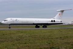 RADA Airlines / Ilyushin Il-62 / EW-450TR / LFBD (_Wouter Cooremans) Tags: lfbd bod bordeaux merignac spotting spotter avgeek aviation airplanespotting rada airlines ilyushin il62 ew450tr radaairlines ilyushinil62