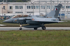 Qatar Emiri Air Force / Rafale / QA202 / LFBD (_Wouter Cooremans) Tags: lfbd bod bordeaux merignac spotting spotter avgeek aviation airplanespotting qatar emiri air force rafale qa202 qataremiriairforce