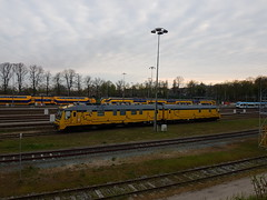 Eurailscout UST 02 (98 80 9162 007-5 D-EUSCT) in Arnhem 17-04-2019 (marcelwijers) Tags: eurailscout ust 02 98 80 9162 0075 deusct arnhem 17042019 007