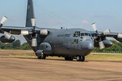 C-130E Hercules 1503 - 14. eltr Powidz Air Base (stu norris) Tags: c130ehercules1503 14eltr powidzairbase c130ehercules 1503 lockheedc130e royalinternationalairtattoo2018 raffairford royalinternationalairtattoo riat polishairforce