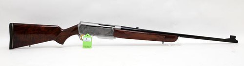 Grade IV Engraved Belgian Browning BAR Rifle ($1,848)