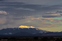 Humphrey Peak (Quotes of Heart) Tags: humphreypeak arizona mountain peak mount sunset