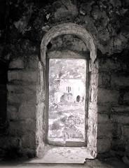 Lifta. Abandoned аrab village near Jerusalem (Valentine Kleyner) Tags: lifta israel jerusalem wista bw film fujinon 4x5 fomapan d76 lf abandoned palestina