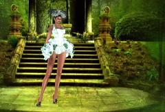 Nature's Touch (Anne Daumig) Tags: slhairstyle virtual fashion women secondlife sl couture jewelry chic fantasy roleplay sexy avatar style fashionista blog makeup hairstyles shoes boots sandals footwear slfashionartphotography uniquecreations annedaumig lelutka maitreya meshbody meshhead shyladiggs onyxleshelle thoracharron jadenartresident bento belle springflair2byflairforevents we3roleplay lessucreriesdefairy fairymaginationdebordante fairyzettesahara breathe daisaadmiral vanityhair tabatajewell thecrone thecronestoreresident decemberlarkham alaskametro alaskametropolitan
