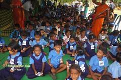 WFABTS08333 (Wisdomforasia) Tags: backpacks backtoschool wisdomforasia village children helping schoolsupplies
