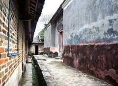 Heritage houses (MelindaChan ^..^) Tags: qingyuan china 清遠 黃花鎮 door houses heritage chanmelmel mel melinda melindachan gate