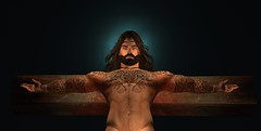 Easter Series 1# of 4 (umshlanga.barbosa) Tags: christ jesus easter crucifiction gaudete steelye span tattoo