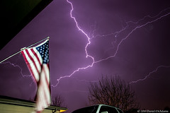 Lightning Bat (Uncharted Sights) Tags: thunderstorm 17th lightning april 2019 thunder storm severe sky weather chase colorado canon exposure skies night long flash tamron 1750 commerce city denver atmosphere power adventure nature