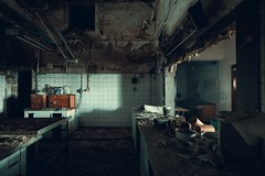 coffee to go (Nils Grudzielski) Tags: lostplaces abandonedplaces urbanexploration old coffee