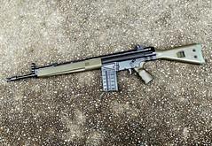 HK G3 clone build (KochAddict) Tags: hk g3 hk91 hecklerandkoch rifle 762nato 308 battlerifle sturmgewehr bundeswehr guns