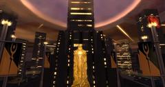 Martian Heavens (【 к υ s α η α g ι /// 草薙】) Tags: rp slrp secondlife roleplay scifi cyberpunk mars crime syndicate hadescolony kakusaretaakuma hiddendemons underground ccrp cocoon