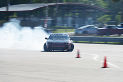 DSC_0584 (Find The Apex) Tags: nolamotorsportspark nodrft drifting drift cars automotive automotivephotography nikon d800 nikond800 nissan 240sx nissan240sx s13