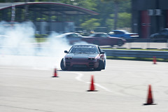 DSC_0585 (Find The Apex) Tags: nolamotorsportspark nodrft drifting drift cars automotive automotivephotography nikon d800 nikond800 nissan 240sx nissan240sx s13
