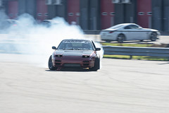 DSC_0588 (Find The Apex) Tags: nolamotorsportspark nodrft drifting drift cars automotive automotivephotography nikon d800 nikond800 nissan 240sx nissan240sx s13