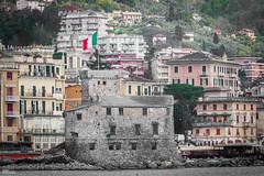 33_Rapallo_1283 (darry@darryphotos.com) Tags: bateau mediterrannee rapallo voyage architecture italia italie mer port