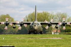 XV205 / 205 - Lockheed C-130 Hercules C1 - No. 47 Squadron, RAF (KarlADrage) Tags: xv205 lockheedc130 c130k herculesc1 raf 47sqn royalairforce 47squadron raflyneham specialops specops egdl