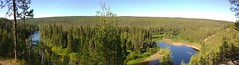 Somewhere in Kuusamo (heikki.juhana) Tags: kuusamo national park landscape panorama nokialumia1020
