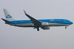 PH-BXF / Boeing 737-8K2(W) / 29596/583 / KLM Royal Dutch Airlines (A.J. Carroll (Thanks for 1 million views!)) Tags: phbxf boeing 7378k2 737800 737 738 29596583 cfm567b24 klmroyaldutchairlines skyteam 48415f london heathrow lhr egll 09l