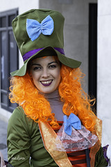 Carnaval 2019 Pola de Lena (mercenario.one) Tags: 2019 lapola carnaval disfraces desfile gente retratos colores