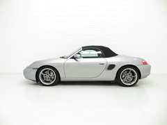 2004 Porsche Boxster S Anniversary Edition (KGF Classic Cars) Tags: kgfclassiccars porsche boxster s anniversary edition spyder 550 911 986 987 964 996 930 968 924 cayman carrera classic car turbo roadster coupe 944 mid engine