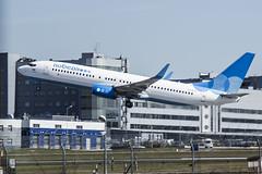 VQ-BTG Pobeda Boeing 737-8FZ(WL) (Nathan_Ivanov) Tags: airplane aircraft vko vnukovo uuww spotting boeing boeing737 pobeda