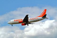 G-IGOS   Boeing 737-3L9 [27336] (EasyJet) Gatwick~G 13/07/2004 (raybarber2) Tags: 27336 airliner airportdata cn27336 egkk flickr gigos johnboardleycollection planebase ukcivil filed