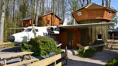 Let L-410A Turbolet c/n 00-03 registration OK-ADQ (sirgunho) Tags: let l410a turbolet cn 0003 registration okadq camping land uit zee wieringerwerf netherlands noor holland preserved vehicles