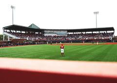 right field (brown_theo) Tags: baseball osu ohio state buckeyes billdavisstadium campus university ohiostate field crowd stands columbus