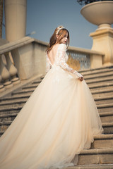 Erene Gown 3 ([EPIX Production]) Tags: people portrait portraits beautiful asian young girl pretty model carshow autoshow wedding gown dress prewedding bride marriage