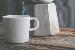 white ceramic teacup - Credit to https://myfriendscoffee.com/ (John Beans) Tags: coffee cafe coffeebeans shopbeans espresso coffeecup cup drink cappucino latte
