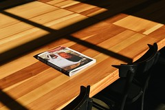 white labeled book on brown table - Credit to https://myfriendscoffee.com/ (John Beans) Tags: coffee cafe coffeebeans shopbeans espresso coffeecup cup drink cappucino latte