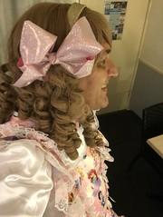 hair bows (shellyanatine) Tags: sissy sissydress sissification sissyprincess feminized frilly crossdressing