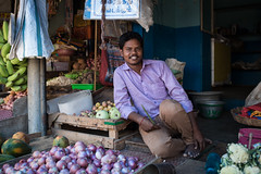 (Jason Clifton) Tags: canon canon5dmarkiii 5dmarkiii 5dm3 ef35mmf14lusm 35mmf14l 35mm 35mml streetphotography amburindia ambur india documentary photojournalism nationalgeographic natgeo primelens nozoom noflash availablelight existinglight naturallight streetportrait indiastories environmentalportrait jasonclifton jasoncliftonflickr flickrjasonclifton natgeofacesoftheworld male poor portrait market loveindia